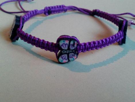 Bratara noduri - Butterfly