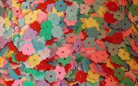 Paiete multicolore
