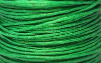 Snur circular bumbac cerat verde 1 mm