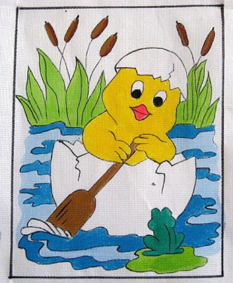 goblen pictat pt copii
