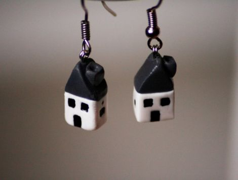 "Cercei ""Cottage dangles"""