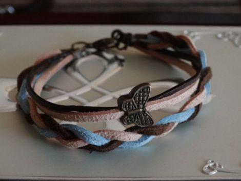 bratara maro fluture
