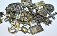Mix 8 accesorii bronz