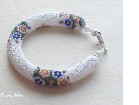 """Bratara colectia """"Florala"""""""