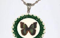 Pandantiv Butterfly II