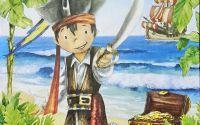 797 Servetel micul pirat