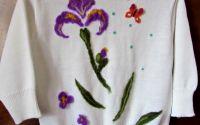 Pulover iris