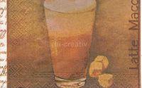 Servetel Dragostea pentru cafea - S313