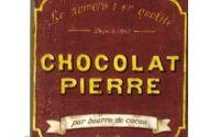 Tablou Retro Chocolat Pierre