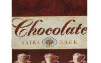 Tablou Reclama Retro Chocolate