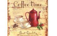 Tablou Coffee Time