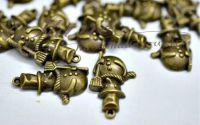Charm om de zapada bronz antichizat