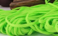 snur paracord verde neon