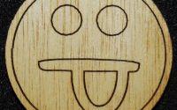Figurina lemn pentru pictat SammyL0236