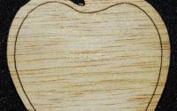 Figurina lemn pentru pictat Mar - L0251