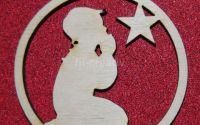 Ornament Cr L0742