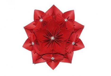Decoratiune Origami