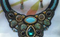 Set turcoaz-bronzite-onix
