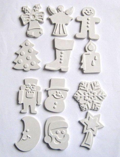 figurine ipsos craciun