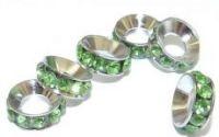 rondele cu cristale