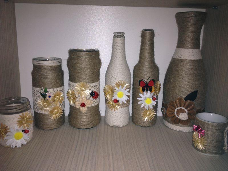 Vaze Decorative Violleta Crafty