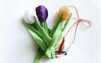 Branduse - brosa buchet flori
