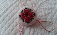 Martisor traditional