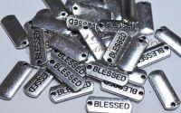 Link Blessed argintiu antichizat