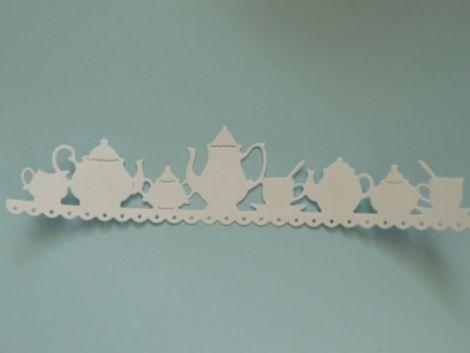 Set creativ - La un ceai