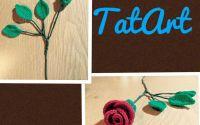 Trandafir crosetat