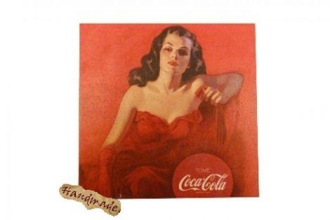 Tablou Retro Coca Cola 2
