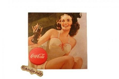 Tablou Retro Coca Cola 3