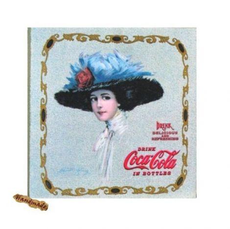 Tablou Retro Coca Cola 4