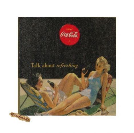 Tablou Retro Coca Cola 5