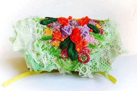 Plic  clutch Flowers