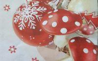 992 Servetel globuri ciuperci