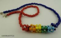 Colier Rainbow - 2 -