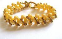 bratara perle artificiale