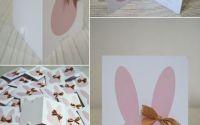 invitatie botez fetita iepurasi roz