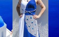 "Rochie ""MAGIC SEA""- Concurs Santorini Blue"