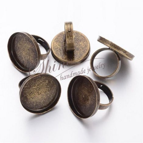 Baza inel bronz 25mm int.