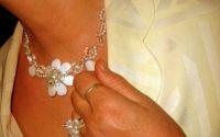 Set bijuterii Perle Cristale Swarovski