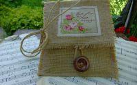 Gentuta Dama - Shabby Chic - Handmade - Iuta