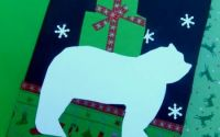 Christmas in the Heart-Felicitare Craciun Handmade