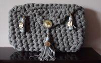 Geanta plic handmade moderna