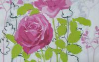 1043 Servetel trandafiri stilizati 2