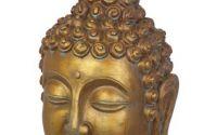 Decoratiune cu Buddha din rasini speciale