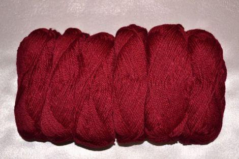 Fir de tricotat  crosetat - Lana 100 - 350g