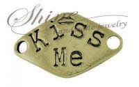 Link Kiss Me bronz antichizat