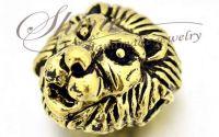 Charmmargea cap de leu auriu